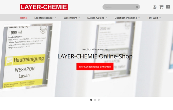Layer-Chemie-Shop